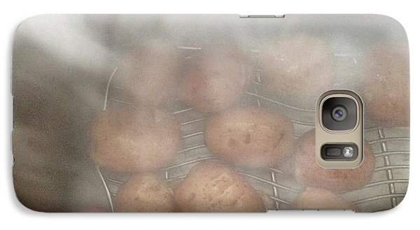 Galaxy Case featuring the photograph Hot Potato by Kim Nelson