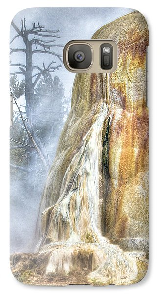 Hot Springs Galaxy S7 Case