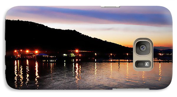 Hot Summers Night Galaxy S7 Case