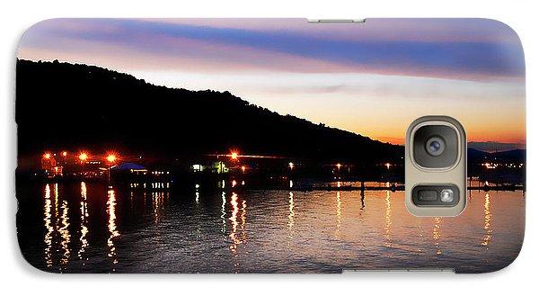 Hot Summers Night Galaxy S7 Case