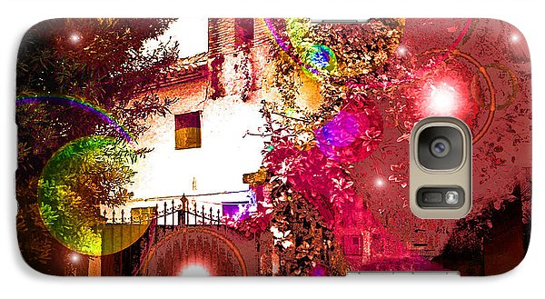 Magician Galaxy S7 Case - House Of Magic by Ingrid Dance