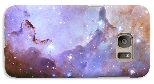 Galaxy Case featuring the photograph Hubble Space Telescope Celebrates 25 Years Of Unveiling The Universe by Nasa