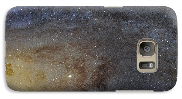 Galaxy Case featuring the photograph Hubble's High-definition Panoramic View Of The Andromeda Galaxy by Adam Romanowicz