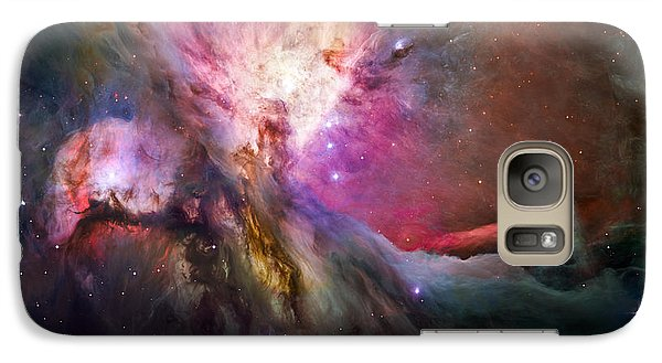 Hubble's Sharpest View Of The Orion Nebula Galaxy S7 Case