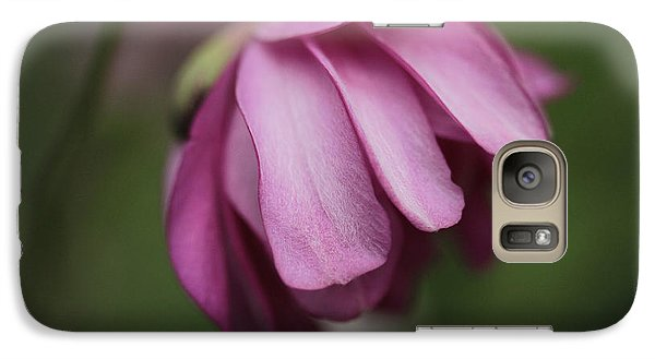 Galaxy Case featuring the photograph Humble Beginnings by Connie Handscomb