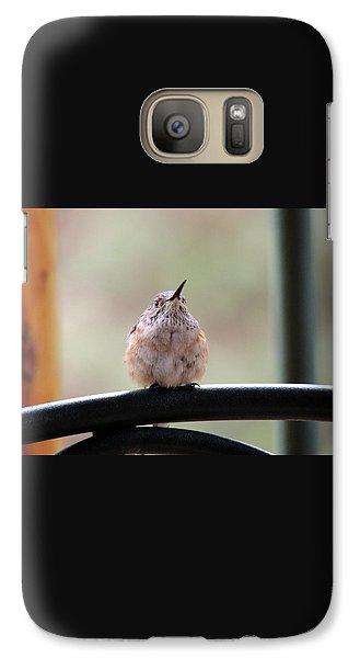Baby Hummingbird Galaxy S7 Case