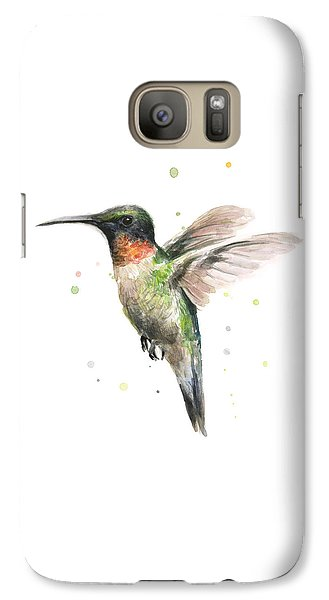 Hummingbird Galaxy S7 Case