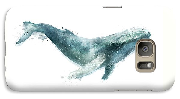 Humpback Whale From Whales Chart Galaxy S7 Case