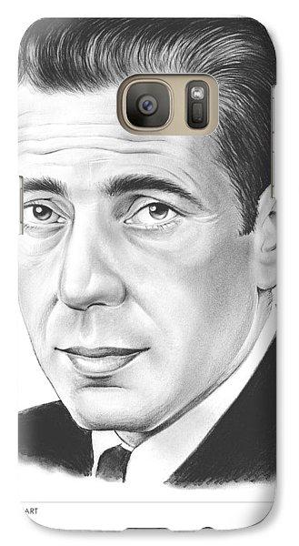 Humphrey Bogart Galaxy S7 Case