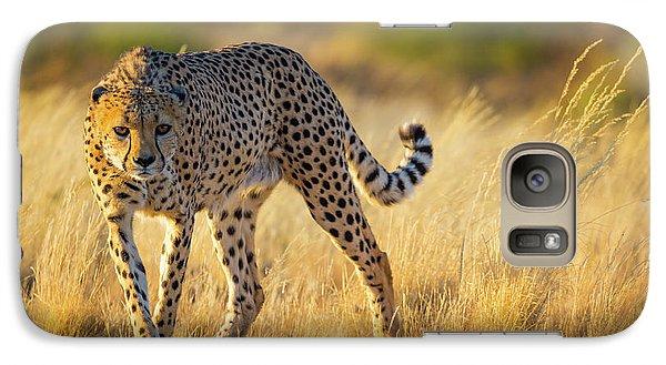Hunting Cheetah Galaxy S7 Case