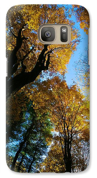 Galaxy Case featuring the photograph Huntington Clearstory by Polly Castor