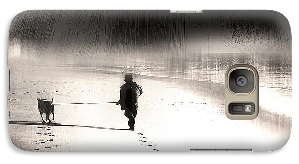Galaxy Case featuring the photograph Hurry Home by Gray  Artus