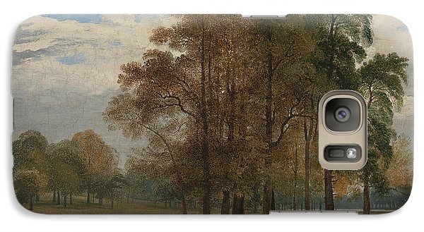 Hyde Park Galaxy S7 Case by John Martin
