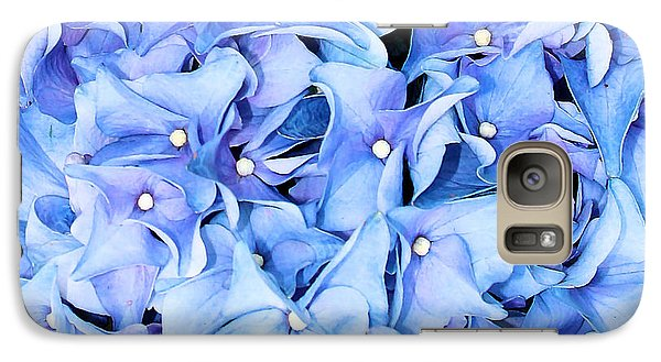 Galaxy Case featuring the photograph Hydrangea by Kristin Elmquist