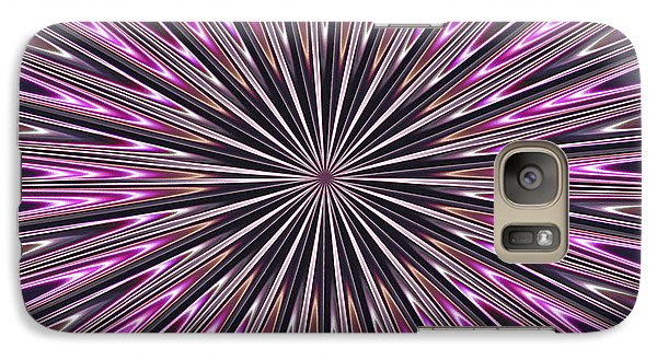 Galaxy Case featuring the photograph Hypnosis 4 by David Dunham