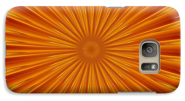 Galaxy Case featuring the photograph Hypnosis 5 by David Dunham