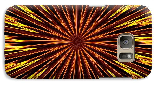 Galaxy Case featuring the photograph Hypnosis 6 by David Dunham