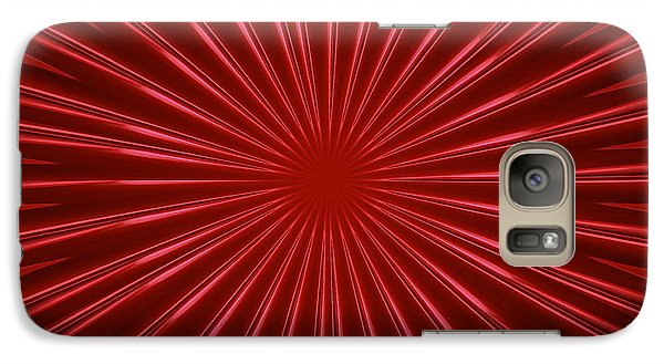 Galaxy Case featuring the photograph Hypnosis 7 by David Dunham