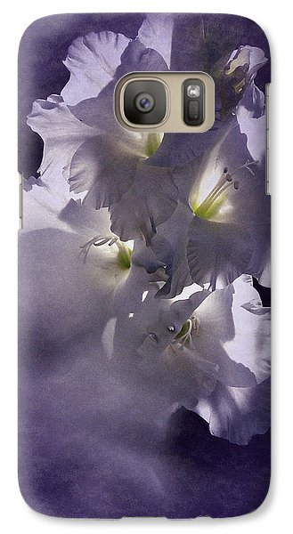 Galaxy Case featuring the photograph I Am Glad 2016 No. 2 by Richard Cummings