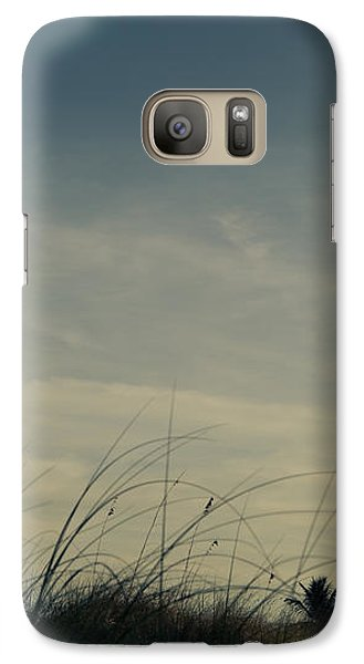 Galaxy Case featuring the photograph I Guess The Time Was Right For Us by Yvette Van Teeffelen