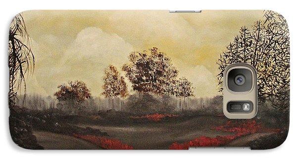 Galaxy Case featuring the painting I Had A Dream by John Stuart Webbstock