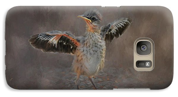 I Know I Can Fly Galaxy S7 Case