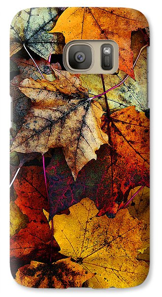 I Love Fall 2 Galaxy S7 Case