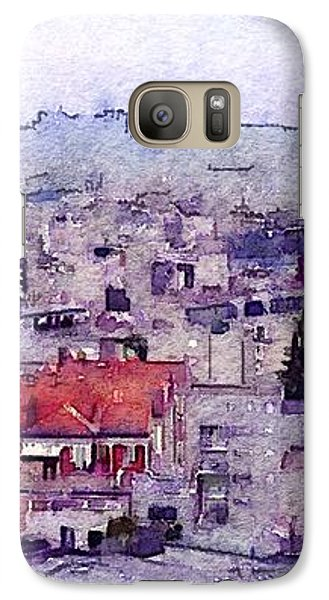 Galaxy Case featuring the photograph I Still Have Paris by Susan Maxwell Schmidt