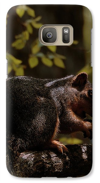 I Thought I Was Alone Galaxy S7 Case