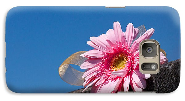 Galaxy Case featuring the photograph I Will Never Forget You by Lora Lee Chapman