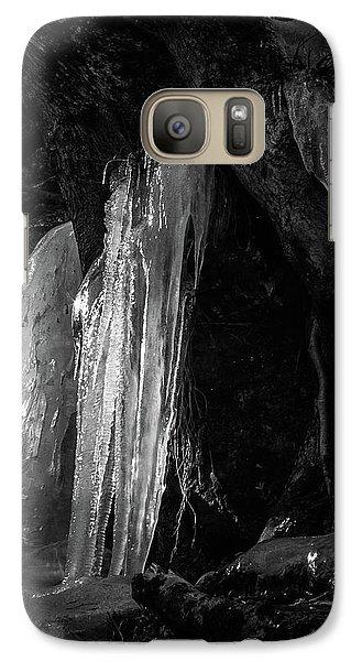 Icicle Of The Forest Galaxy S7 Case by Tatsuya Atarashi