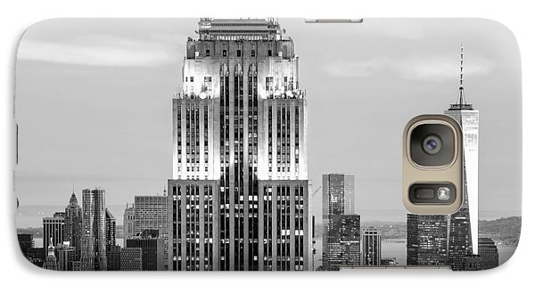 Iconic Skyscrapers Galaxy S7 Case by Az Jackson