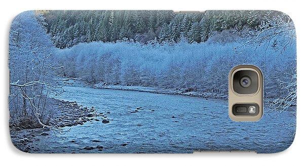 Icy River Galaxy S7 Case