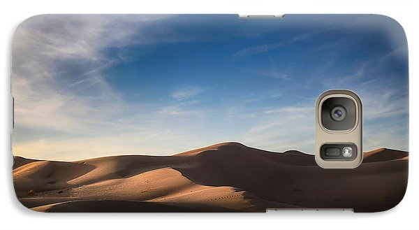 Desert Galaxy S7 Case - I'd Walk A Thousand Miles by Laurie Search