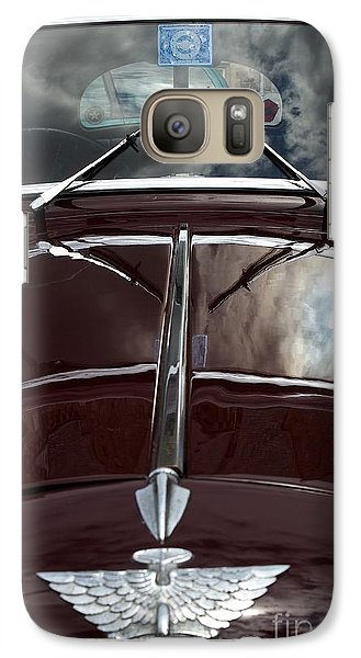 Galaxy Case featuring the photograph If Only by Gary Bridger