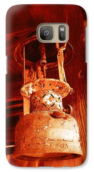 Galaxy Case featuring the photograph If The Lantern Could Speak by Glenn McCarthy