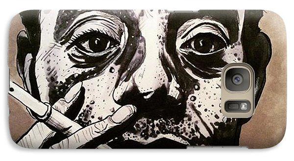 James Baldwin Galaxy S7 Case