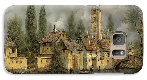 Il Borgo Sul Fiume Galaxy S7 Case