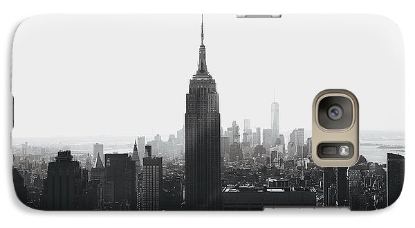 I'll Take Manhattan  Galaxy Case by J Montrice
