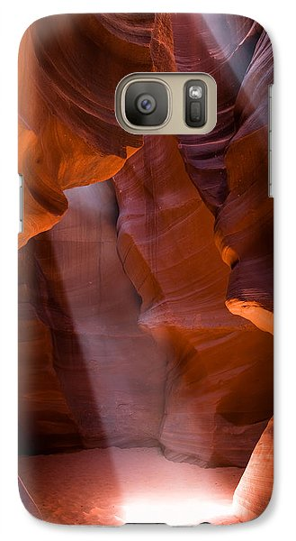 Galaxy Case featuring the photograph Illumination by Carl Amoth