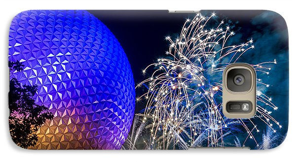 Illuminations Reflections Of Earth Galaxy S7 Case