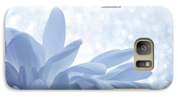 Galaxy Case featuring the digital art Immobility - Wh01t2c2 by Variance Collections