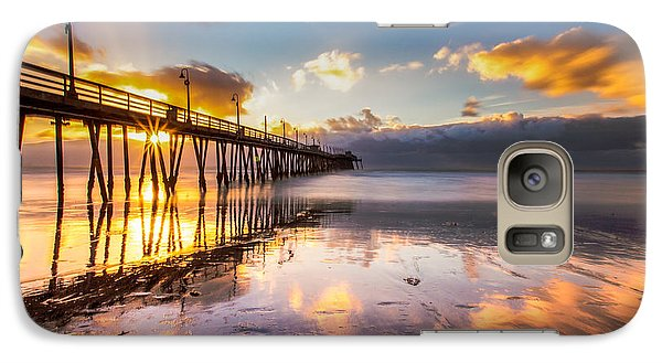 Galaxy Case featuring the photograph Imperial Burst by Ryan Weddle