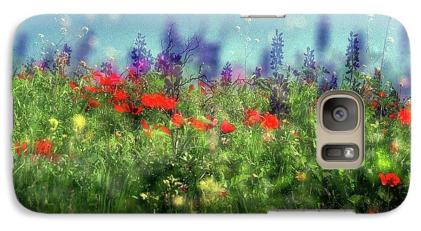 Impressionistic Springtime Galaxy S7 Case by Dubi Roman