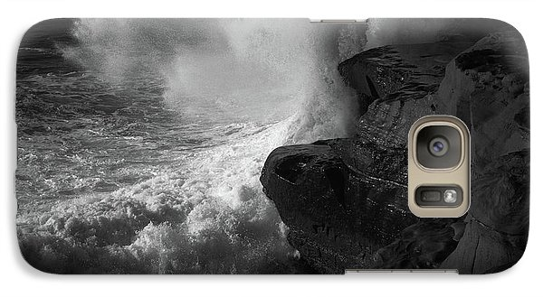Galaxy Case featuring the photograph Impulse by Ryan Weddle