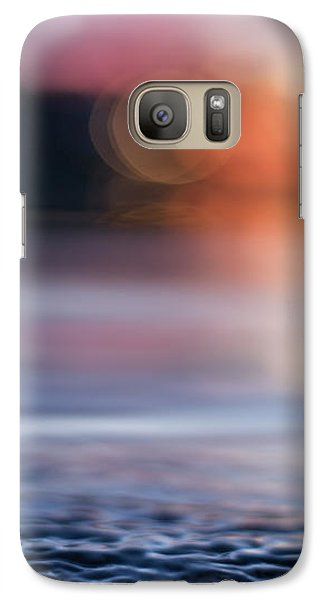 Galaxy Case featuring the photograph In-between Days by Laura Fasulo