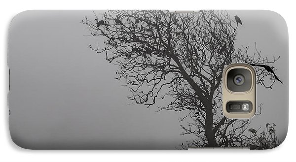 Galaxy Case featuring the photograph In Days Of Silence by Odd Jeppesen
