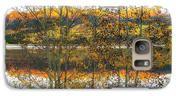 Galaxy Case featuring the photograph In Early Morning Light by Tim Reaves