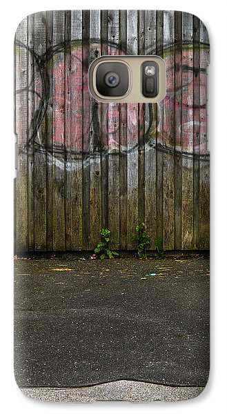 Galaxy Case featuring the photograph In Passing by Odd Jeppesen