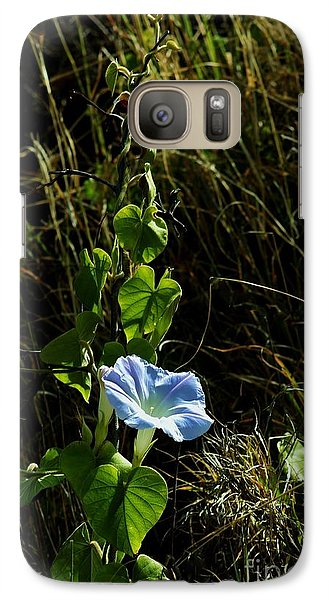 Galaxy Case featuring the photograph In Praise Of Morning Light by Craig Wood